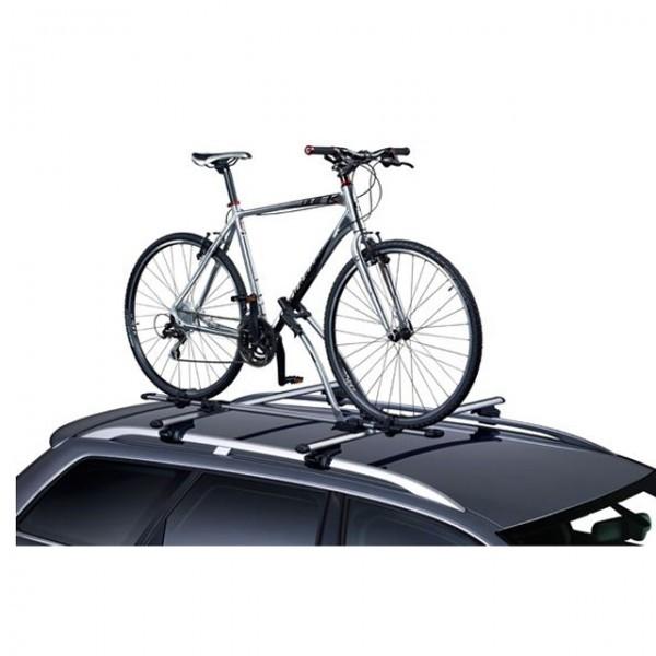 suport auto bicicleta plafon thule freeride
