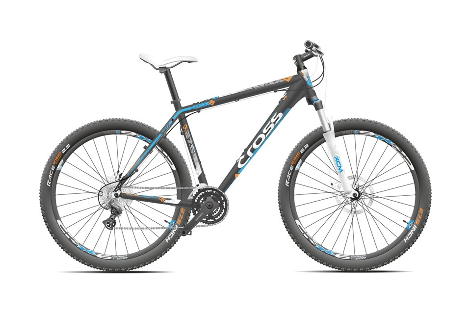 bicicleta Cross GRX 9