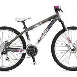 bicicleta scott voltage